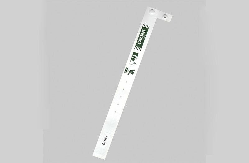 UHF PP Wristband 300mm