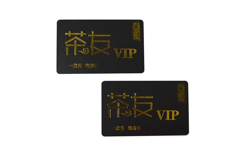 Smart Card-Gold Stamping